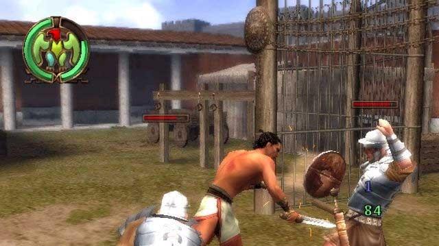 Gladiátorem ve hře Colosseum: Road to Freedom