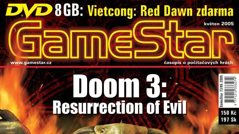 GameStar 73 s preview Oblivionu a hokejovou přílohou
