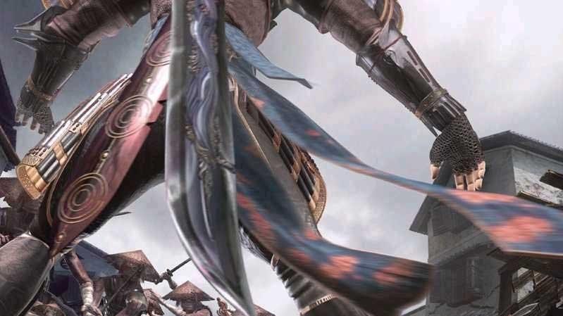 Fantasy sekaná v Onimusha: Dawn of Dreams