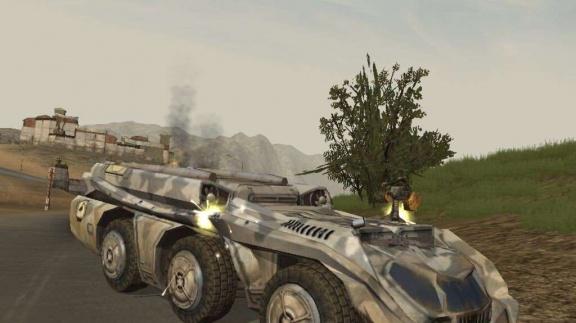 Nové obrázky z Hard Truck: Apocalyptic Wars
