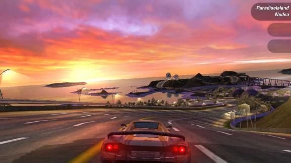 Trackmania Sunrise CZ - recenze
