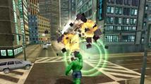 Neuvěřitelná destrukce v The Incredible Hulk
