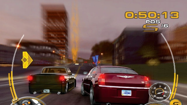 Midnight Club 3 (PS2) - recenze