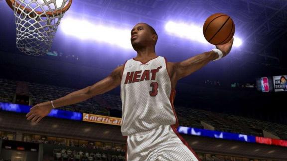 Oznámení NBA Live 06