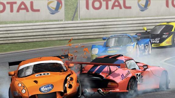 Závodění s TOCA Race Driver 3