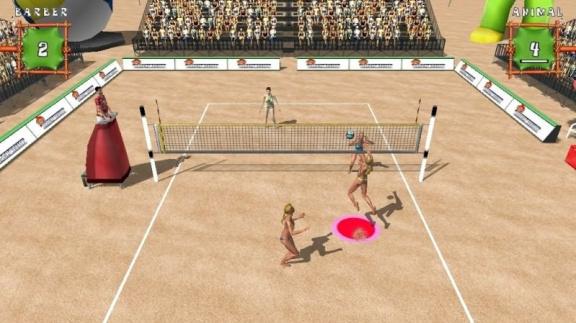 Beach Volley: Hot Sports