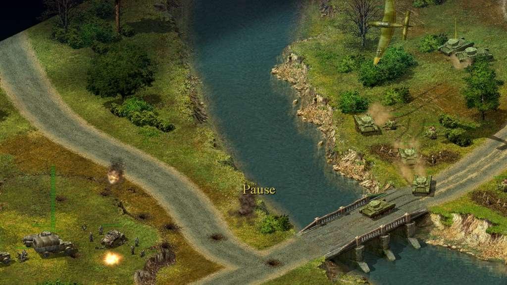 Blitzkrieg: Green Devils - recenze