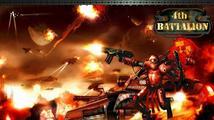 Sci-fi hybrid mezi RPG a akcí - 4th Battalion