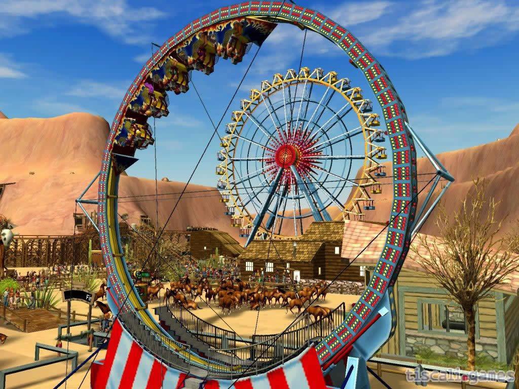 Rollercoaster Tycoon 3 se vrací v kompletní edici