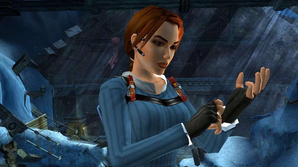 Tomb Raider Legend - sošky & čeština