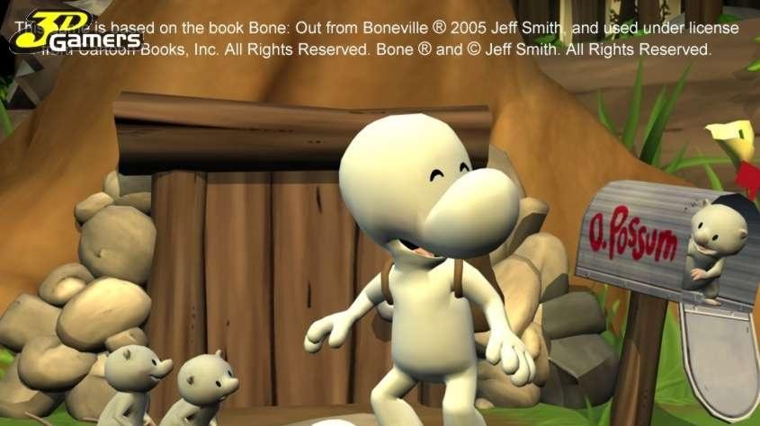 Na výlet do světa Bone: Out from Boneville