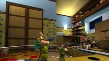 Taktická hra Refuse: Home, Sweep Home!