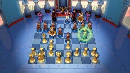 Aladdin Chess Adventures