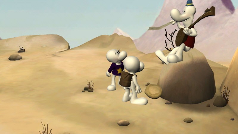 Bone: Out from Boneville - recenze