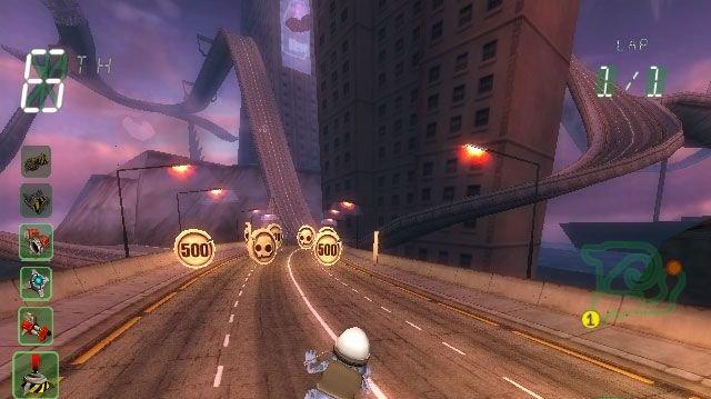 Crazy Frog Racer - recenze