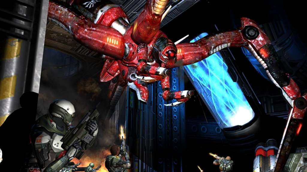 Quake IV - preview