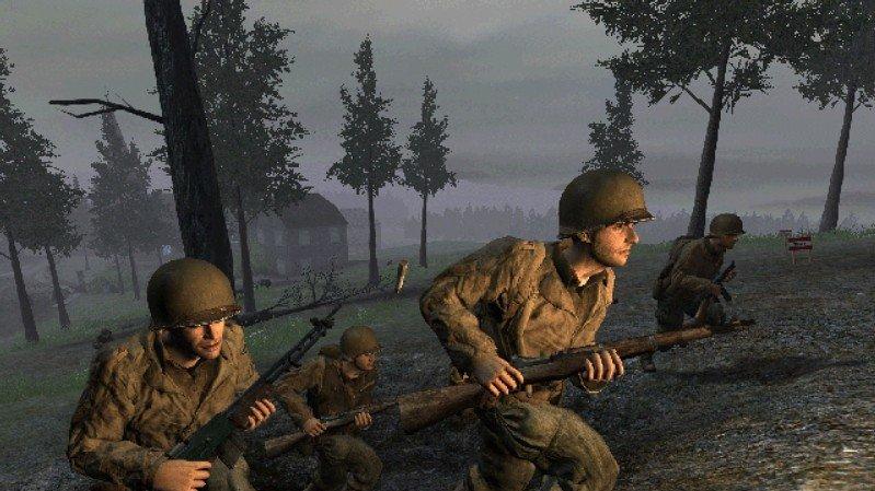 Call of Duty 2 a další plány nejen Activisionu