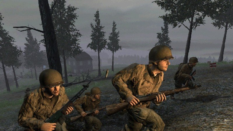 Call of Duty 2 - mega-recenze