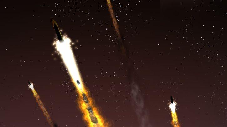 Galactic Assault - strategie podle Strugackých