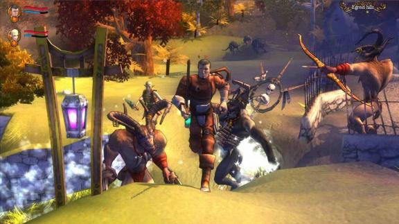 Odhalena nová fantasy RPG SilverFall