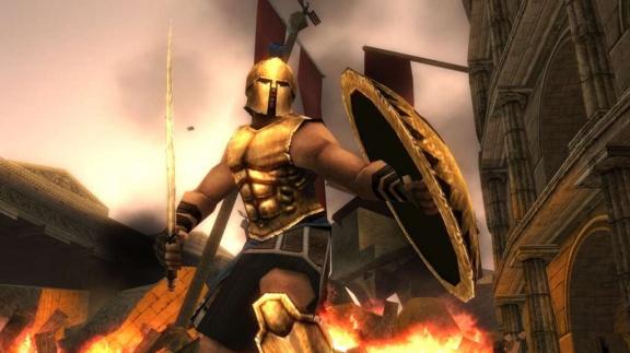 Spartan: Total Warrior (PS2) - recenze