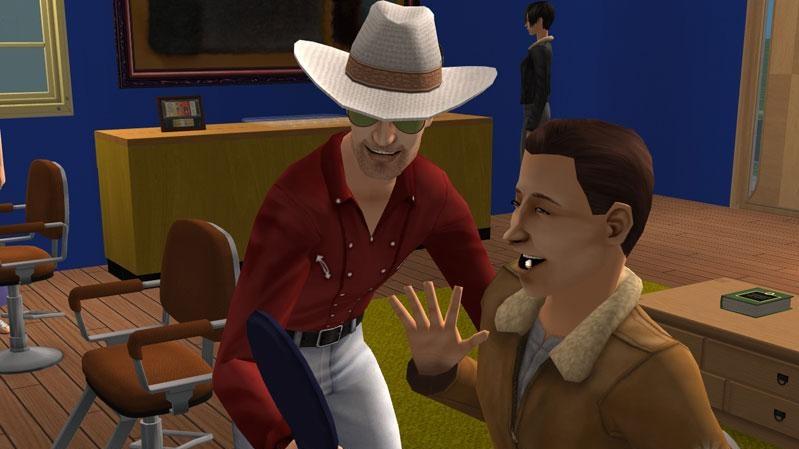 Sims 2: Open for Bussines oficiálně
