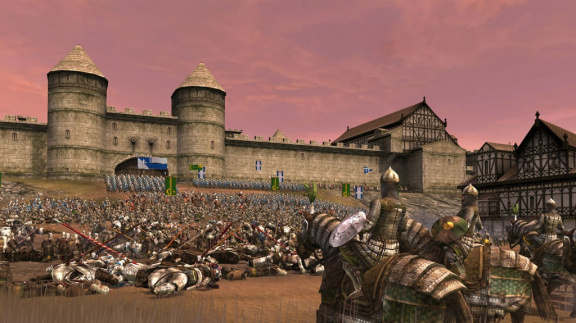 Oznámení Medieval II: Total War