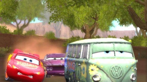 Disneyho Cars (Auta) poprvé v obrazech