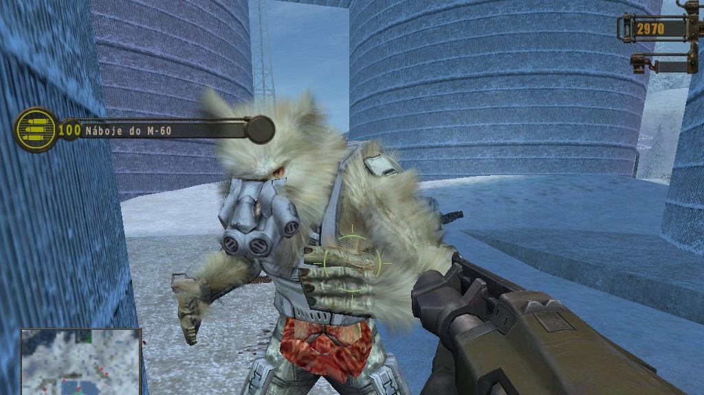 Vivisector: Beast Inside CZ - recenze