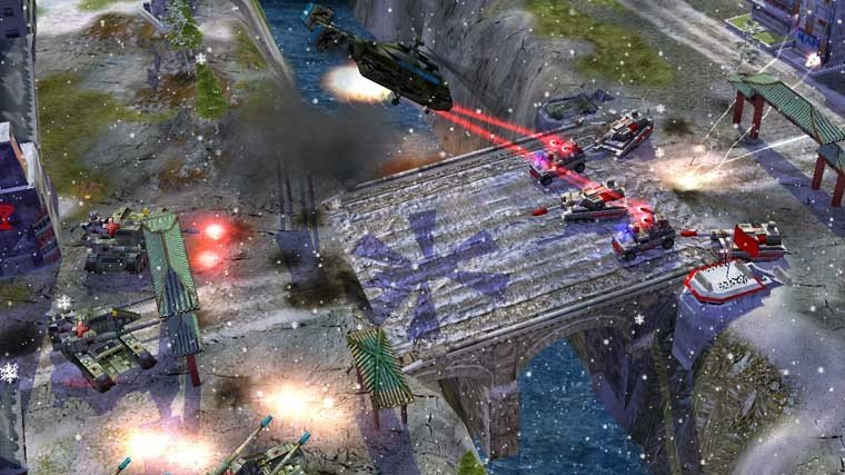 Command & Conquer: The First Decade brzy