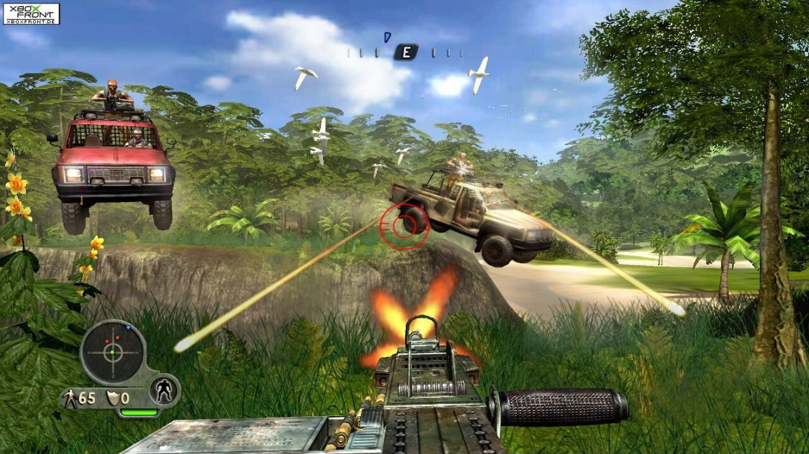 Far Cry Instincts - Evolution a Predator (X360)