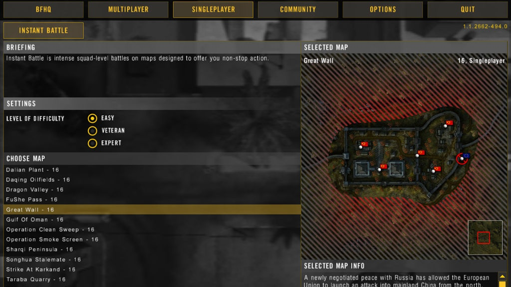 Mini-datadisky Battlefield 2: Euro Force a Armored Fury