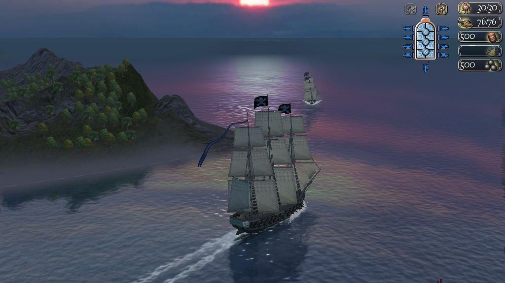 Námořní dobrodružství Tortuga: Two Treasures