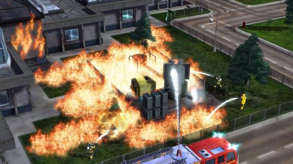 Odhalení titulu Fire Department 3