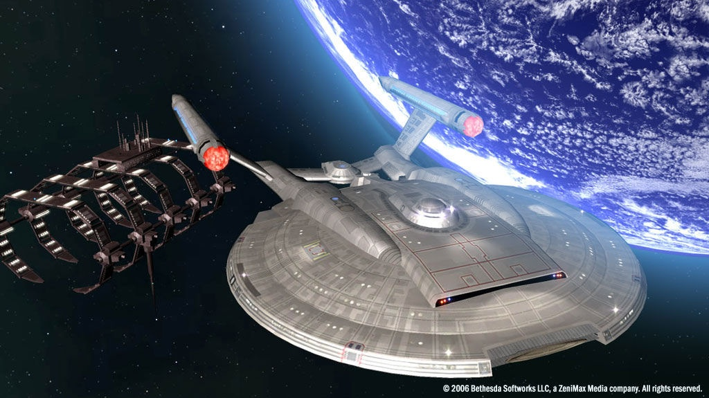 Hluboký vesmír Star Trek: Legacy