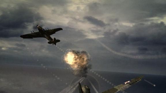 Blazing Angels: Squadraons of WWII