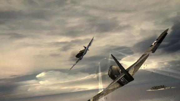 Dokončení Blazing Angels: Squadrons of WWII
