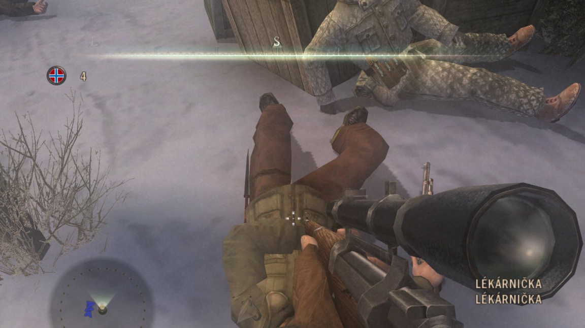 Commandos Strike Force - mega-recenze