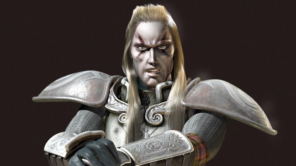 Akční adventura Beowulf se severskou mytologií