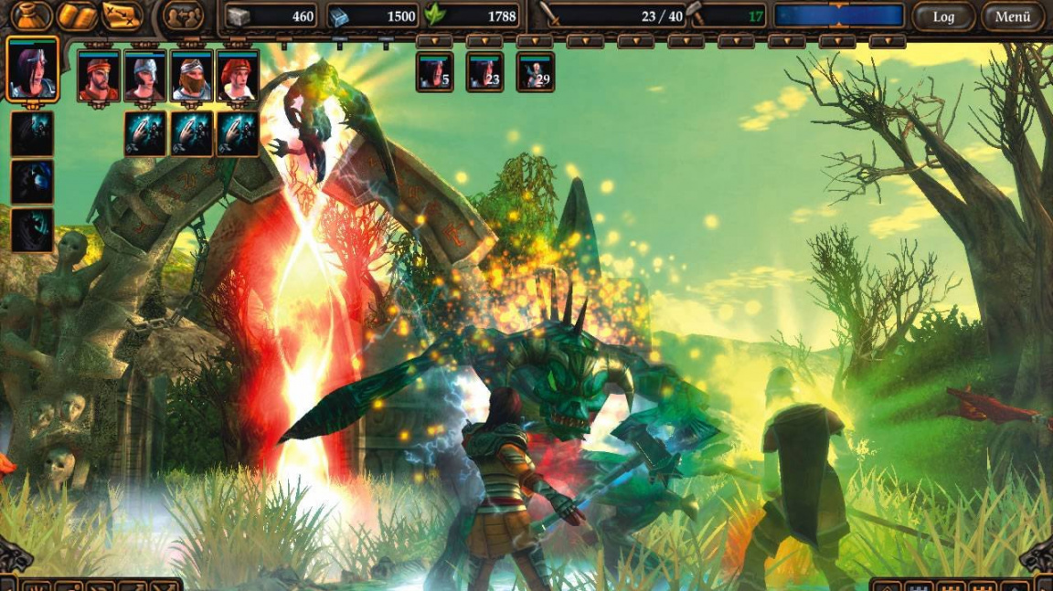 Spellforce II: Shadow Wars - recenze