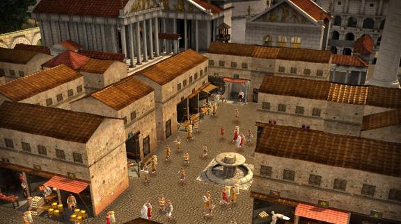 CivCity: Rome nejen v obrazech