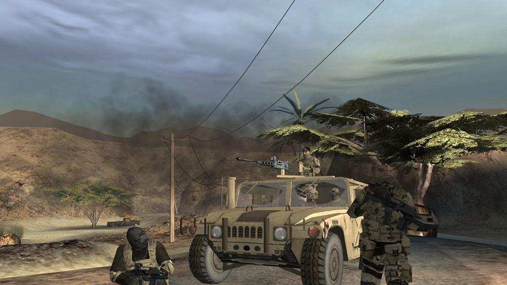 SOCOM III: US Navy Seals - recenze