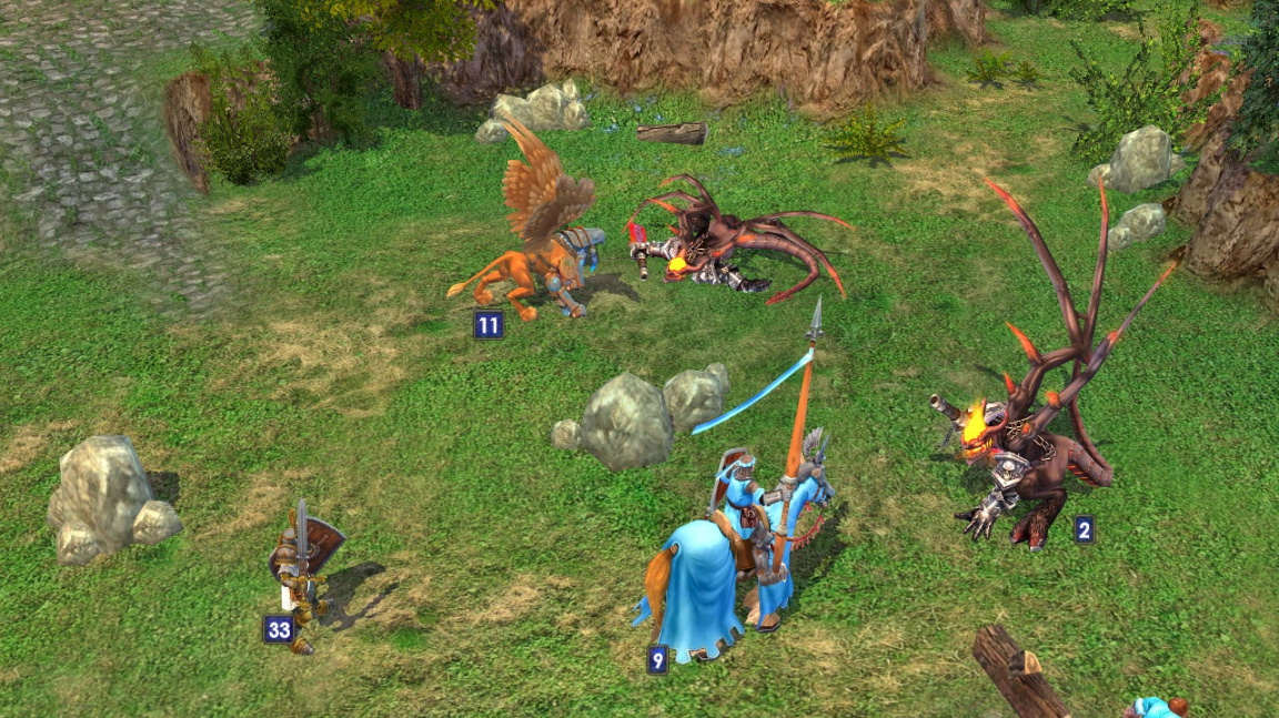 Heroes of Might & Magic V - recenze
