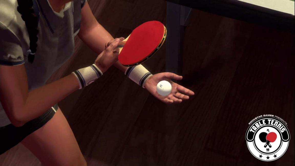 Table Tennis - recenze
