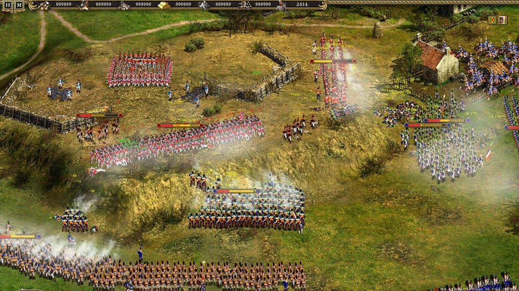Cossacks II: Battle for Europe - recenze
