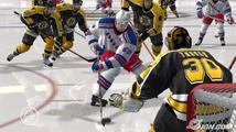 Zcela nová fyzika puku v NHL 07