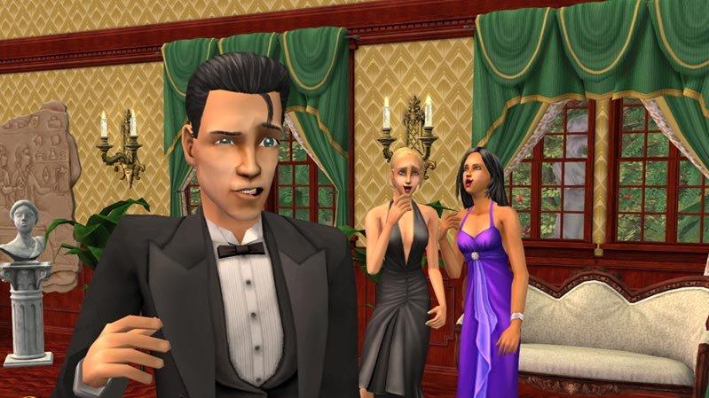 Luxusní život v The Sims 2: Glamour Life a info o Pets