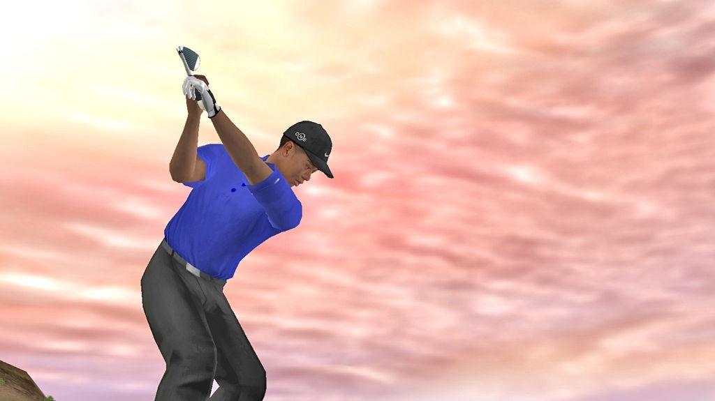 Představení golfu Tiger Woods 07