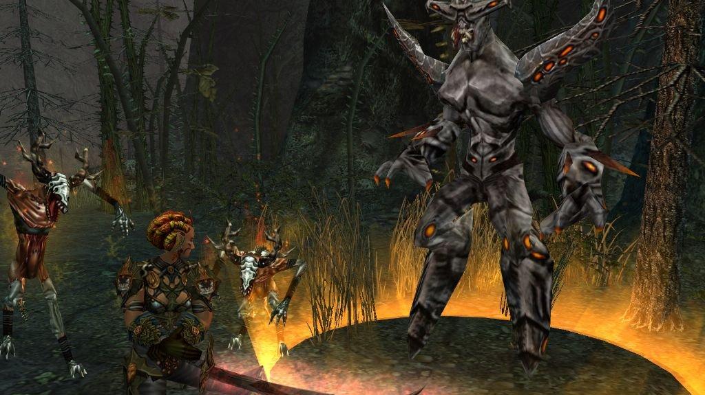 Dungeon Siege II: Broken World rec.