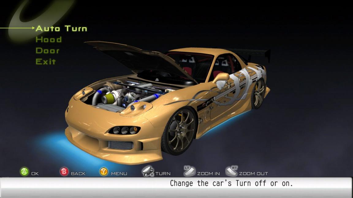 Import Tuner Challenge (X360)